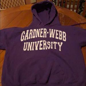 Gardner Webb hoodie⭐️